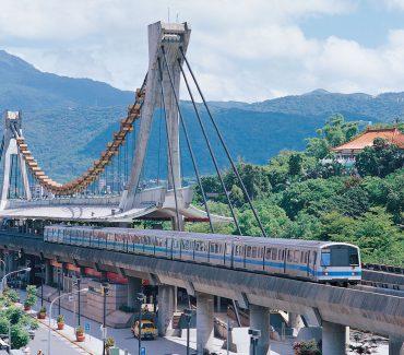 metropolitana di taipei