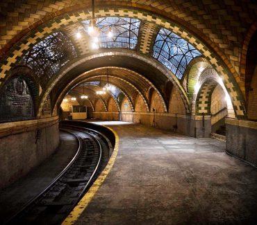 metropolitana abbandonata di new york