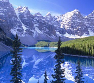 lake banff