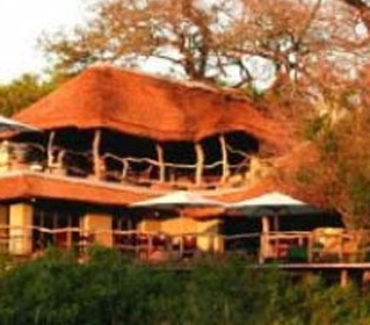 Safari in Sud Africa in Lodge