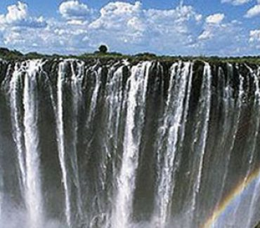 safari in zambia Victoria Falls