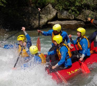 sudtirol rafting